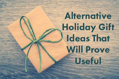 Alternative Holiday Gift Ideas