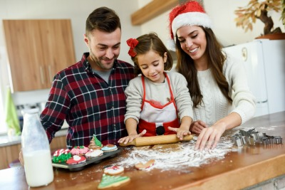 involve kids in holiday chores